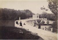 Viaggiatori Paesaggio per Identificare Francia Austria Germania Vintage Ca 1880