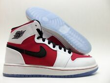 NIKE AIR JORDAN 1 RETRO HIGH OG BG WHITE/BLACK SIZE 6Y/WOMEN'S 7.5 [575441-123]