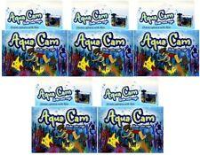 Aqua Cam Underwater Disposable Camera Waterproof Single Use 35mm Beach/Pool