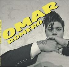 OMAR ROMERO - OMAR ROMERO (NEW September 2017 ROCKABILLY CD) USA WILD label