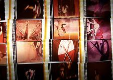 PINK FLOYD THE WALL Lot of 100 Film Cells - Compliments DVD poster book movie