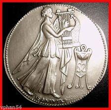 Greek Mythology/God of Light & Sun - Apollo/12 Olympians/Sterling Silver Medal B