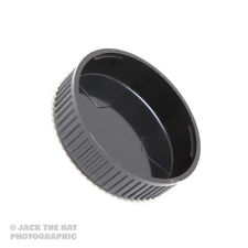 Contax / Yashica SLR Replacement Rear Lens Cap. Protective Design.