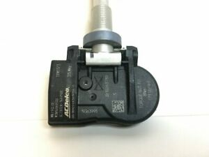 2007 2008 2009 2010 2011 2012 GMC Canyon TPMS Tire Pressure Sensor Replacement