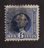United States stamp #1154, used, grill, SCV $200.00