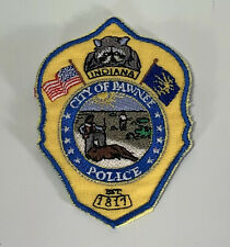 Parks and Recreation Seen On Screen Pawnee Dept of Sanitation Patch w/ COA & Rec