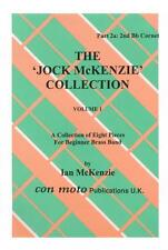 Jock Mckenzie Collection Volume 1, Brass Band, Part 2A, Bb Cornet Jock Mckenzie