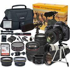 Canon EOS 5D Mark III 22.3 MP Full Frame CMOS Digital SLR Camera w/ EF 24-105mm
