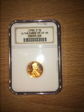 Lincoln Memorial (1959-2008) 1985-S GEM PROOF LINCOLN CENT ULTRA CAMEO SUBMITT THIS ONE FOR GRADING!
