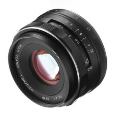 Meike 35mm F1.7 Large Aperture Manual Focus Fixed Lens For Sony E A6500 A7RIII