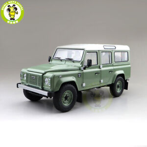1/18 Almost REAL Land Rover Defender 110 Heritage Edition 2015 Diecast Model Car