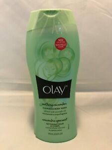 DISCONTINUED Olay Soothing Cucumber Cleansing Body Wash 23.6 fl oz