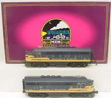 MTH 20-2152-1 L&N F-3 AA Diesel Locomotive Set w/PS 1.0 EX/Box