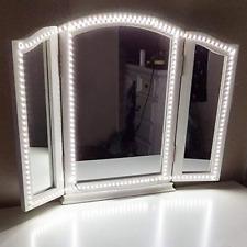 Led Vanity Mirror Lights Kit 13ft/4M 240 LEDs Make-up Vanity Makeup Table Set