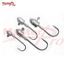16/20 Pcs Size 5/0  Jig Heads High Chemically Sharpened Hooks, Special Offer