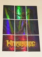 2014 WITCHBLADE #170 COVER PUZZLE COMPLETE 9 INSERT SET! TOP COW MARC SILVESTRI!