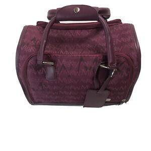 New Mary Kay Duffle Bag With Lock And Keys Travel Travel Makeup Case