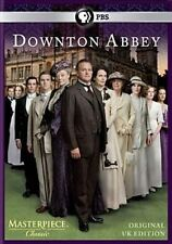 Downton Abbey Region Code 1 (US, Canada...) DVDs