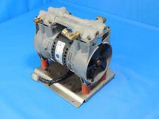 Vakuumpumpe / Kompressor Thomas Pumpe 2650CHI37-758 A  1,9A 220V  Inkl.Rechnung