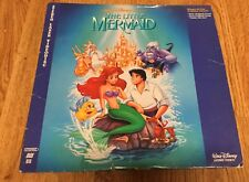 WALT DISNEY CLASSIC THE LITTLE MERMAID WALT DISNEY HOME VIDEO LASER DISC