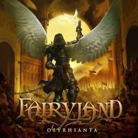 Fairyland - Osyrhianta (Digipak) CD NEU OVP VÖ 22.05.2020