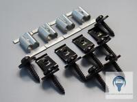 Unterfahrschutz Unterboden Motorschutz Clips für Fiat Grande Punto Bj 05-12