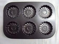 Moldes y bandejas sin marca color principal negro para horno