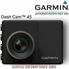 Garmin Dash Cam 45│2' GPS-enabled Car Camera│G-Sensor│1080p HD Video Recording