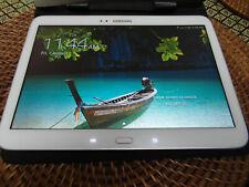 Samsung Galaxy Tab 3 GT-P5220 16GB, Wi-Fi + 4G, 10.1in - White