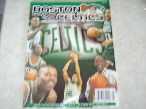 1999-2000 Boston Celtics Yearbook, Nice!