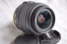 Nikon AF-S DX VR 18-55mm f/3.5-5, 6 G