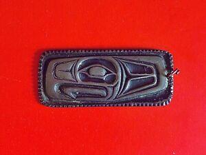 Vintage Keychain Fob - TURTLE Pacific Northwest Design - Frederick Pewter Canada