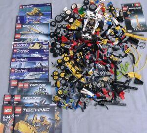 Lego® Technic, Technik Konvolut auch Sonderteile 1,5KG