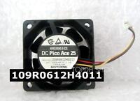 delta GFB0612SHG 6050 60x60x50mm 6cm DC12V 0.98A 8-lines Two Bearing Cooling Fan