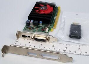 Dell AMD R5 340X 2GB DVI DisplayPort HDMI Adapter Windows 10 Video Card