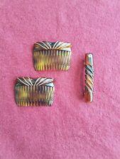 Vintage Designer Hair Comb