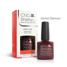 CND Shellac UV Gel Nail Polish - Garnet Glamour 0.25oz