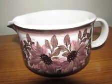 Jersey pottery glazed gravy/sauce boat