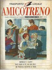 AMICO TRENO ANNO 3° N° 8 ALLEGATO MARTIN MYSTERE