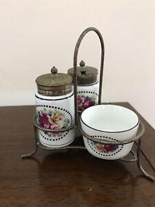 vintage cruet set