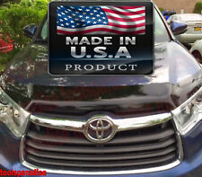 Bug Deflector Hood Shield Protector 2018 - 2010 Toyota 4-Runner Stone Bug Guard
