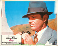 CHINATOWN Lobby Card 11x14 Size Movie Poster JACK NICHOLSON 7 Different Card's