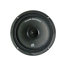 """Power Acoustik MID65 Midbass 6.5"""" Speaker 300W Max 4 Ohm 2.75"""" Mounting Depth"""