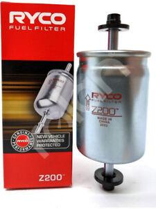 Ryco Fuel Filter FOR INFINITI Q45 (Z200)