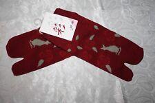 Mode! Tabi 足袋 mit Katzen Kimono Socken aus Japan Gr.22-25cm für Damen
