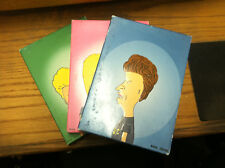 Beavis and Butt-Head - Mike Judge Collection: Vol. 1-3 VG++ Condition 9 discs