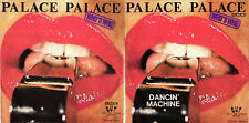 DISCO 45 GIRI  WHO'S WHO - PALACE PALACE // DANCIN' MACHINE