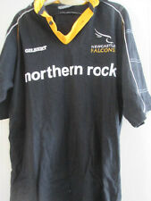 2001-2002 Newcastle Falcons Rugby Union Home Shirt adult Medium (37853)