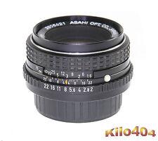 SMC Pentax M 50mm 1:2 * Manuell * auch Digital * K-1 * K-5 * K-70 * K-10D * KP *
