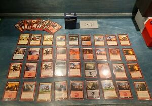 MAGIC THE GATHERING DECKMASTER 2012 60 CARDS DECK